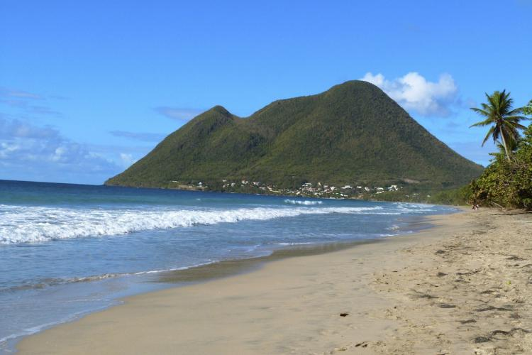 Vous trouverez la grande plage à seulement 4 minutes à pied de la résidence.