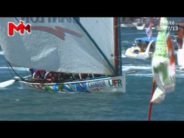Tour Des Yoles Rondes 2013 - Vauclin - Trinité