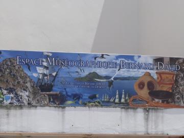 Espace Muséographique, situé au bourg du Diamant