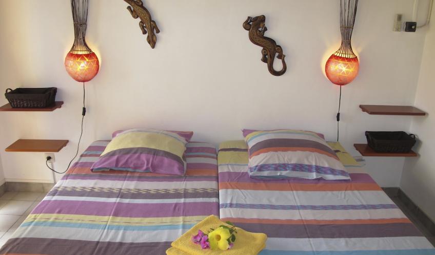 Votre chambre N°1.