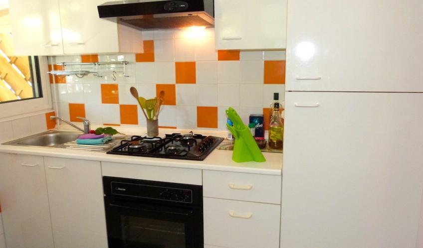 Votre cuisine aménagée est équipée du tout confort.