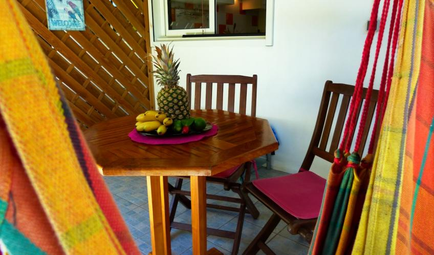 Des fruits vous attendrons à votre arrivée.