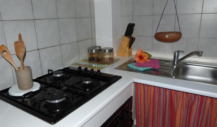 Votre kitchenette.