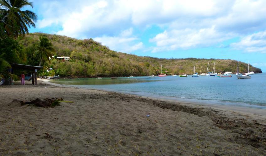 Grande Anse d'Arlet.
