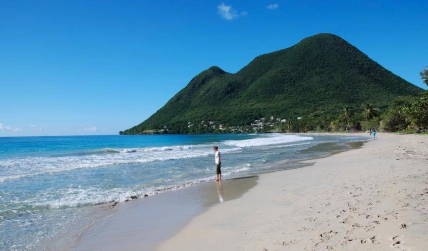 Venez marcher le long de la plage, un dépaysement assuré.