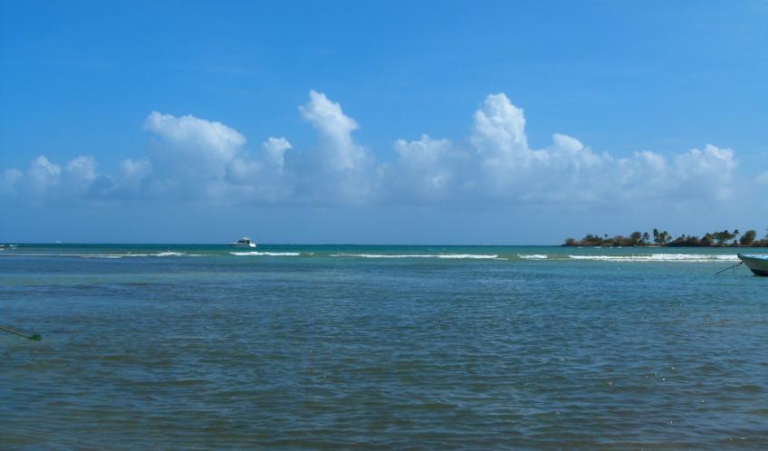 La plage d'O Mullane.