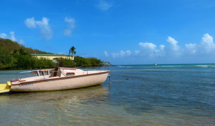 Un bateau à O Mullane.